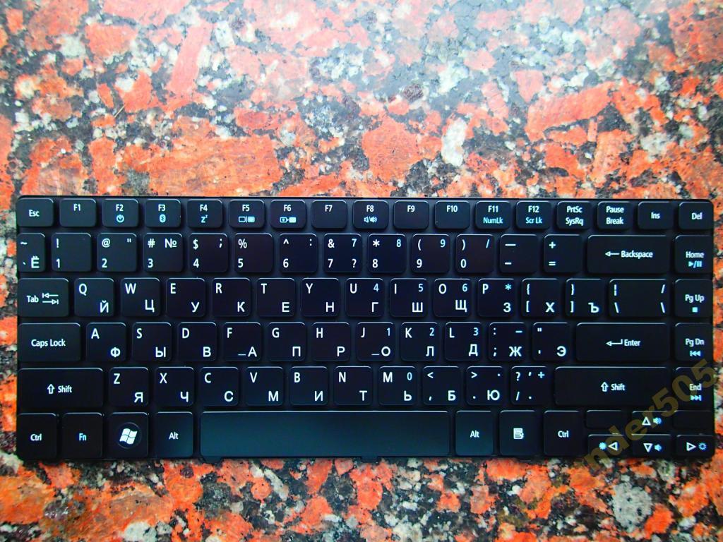 Клавиатура для ноутбука ACER Aspire 3810T 3410T