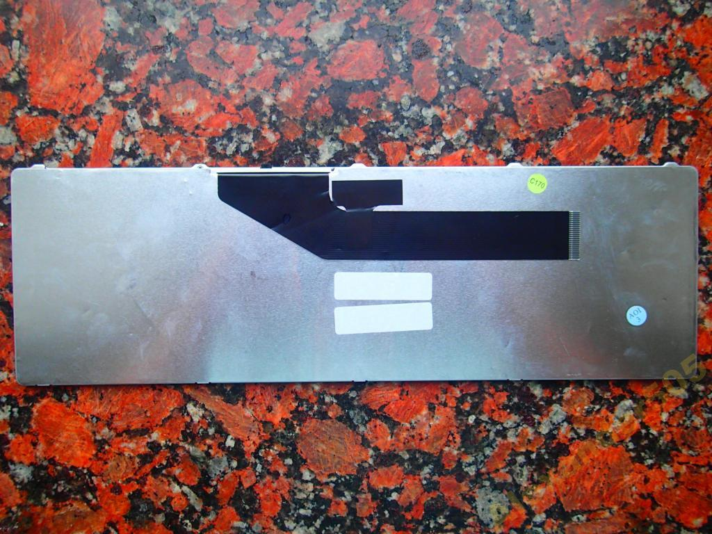 Клавиатура для ноутбука ASUS K50 с черной рамкой