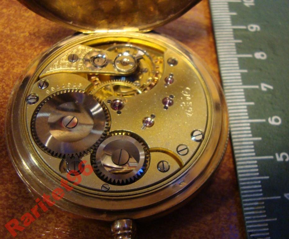 Ручные часы омега