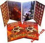 Альбом для ГВС - БЛИСТЕРНЫЙ - монеты как в капсулах и видны с двух сторон