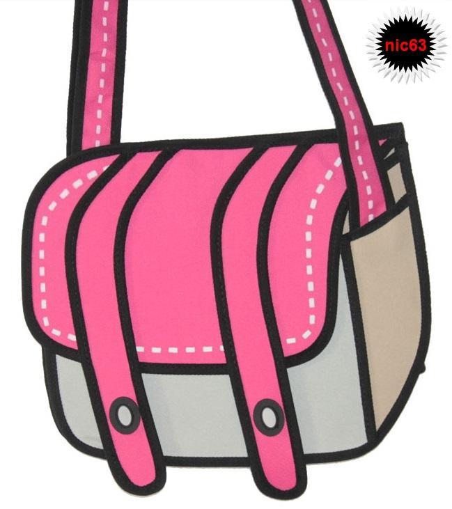 Рисунок сумки и из чего она сделана