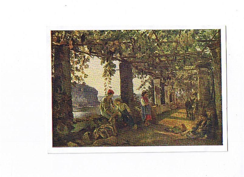 Art-каталог: живопись и графика - щедрин семен федорович - в царкосельском парке