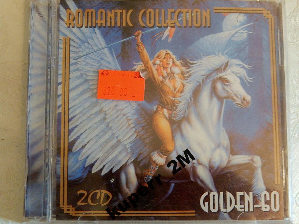 ROMANTIC COLLECTION GOLDEN 60 / 2CD ЗАПЕЧАТАН