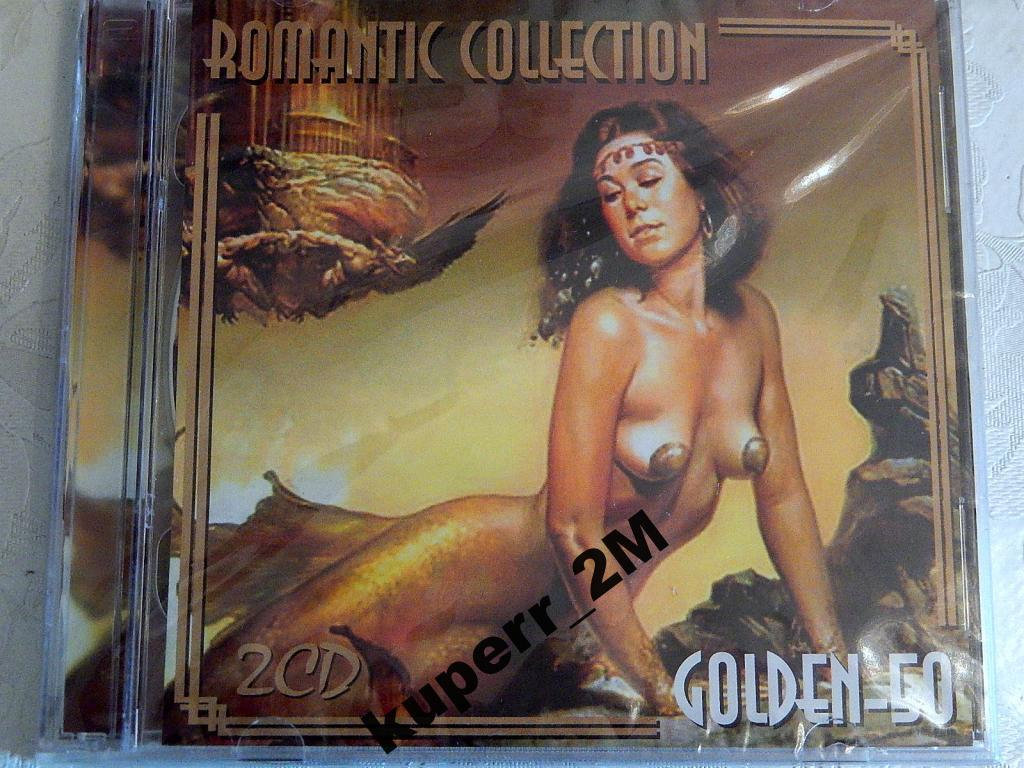 ROMANTIC COLLECTION GOLDEN 50 / 2CD ЗАПЕЧАТАН