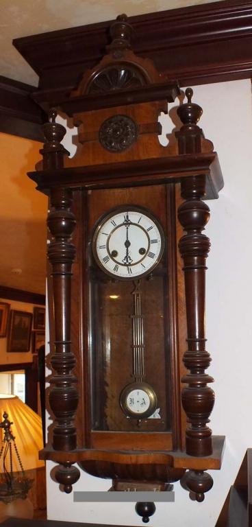 Настенные часы своими руками с боем 39