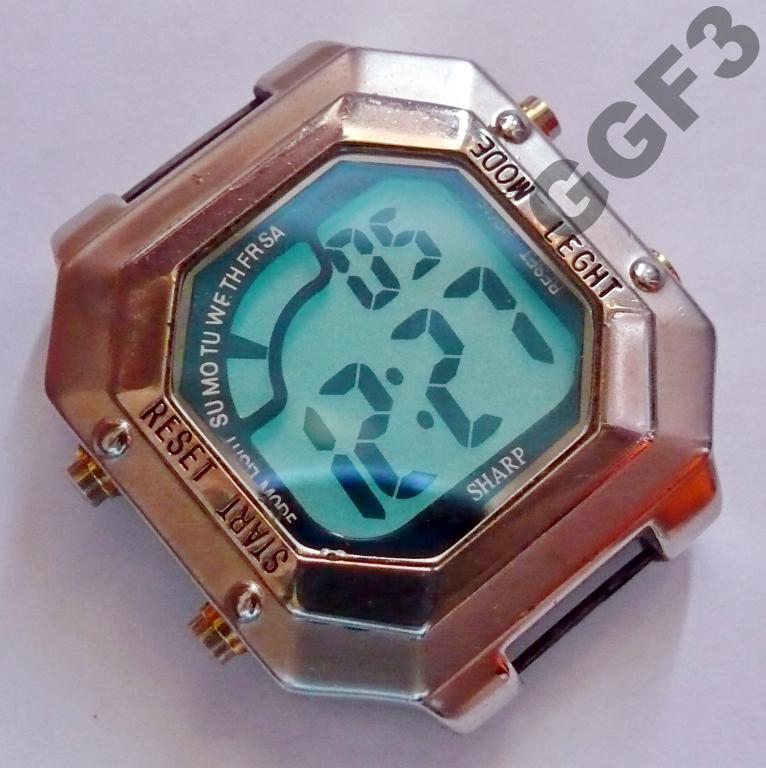 Наручные часы Sharp 2470, п-ка мигалка купить оптом и в