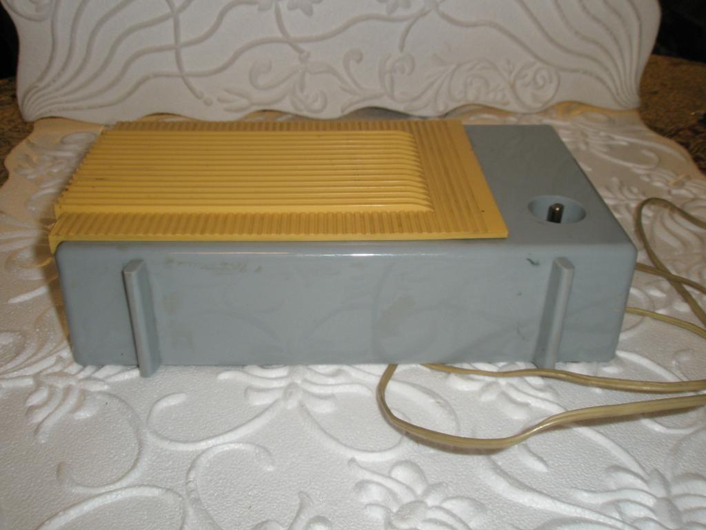 Радиоточка. Громкоговоритель. Тайга-304. 1979 год.
