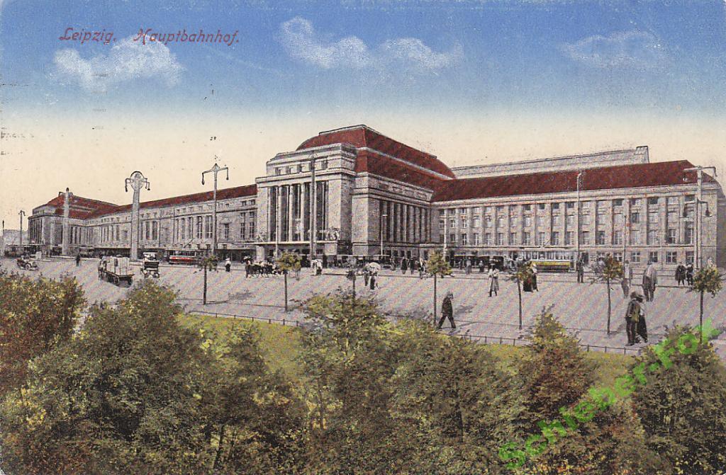 Санкт- петербург лейпциг жд