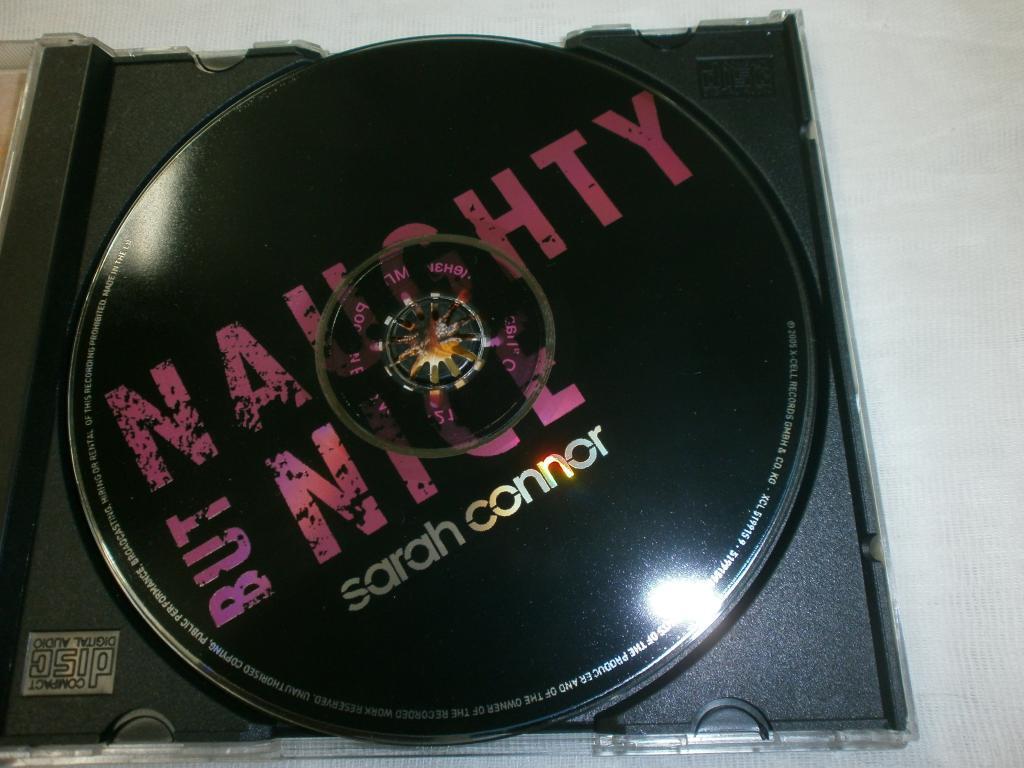SARAH CONNOR NAUGHTY BUT NICE CD.2005г.Лицензия!!!