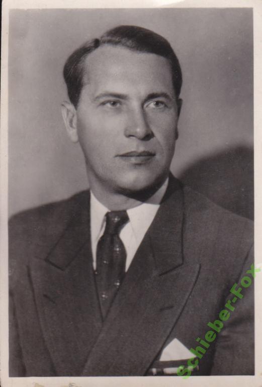 АРТИСТЫ  КИНО   М.Бернес   1951 г   ЛФХ