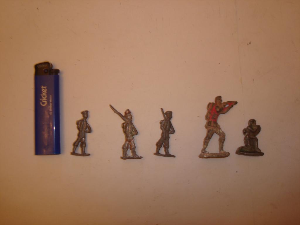 Оловянные солдатики своими руками классический размер 65