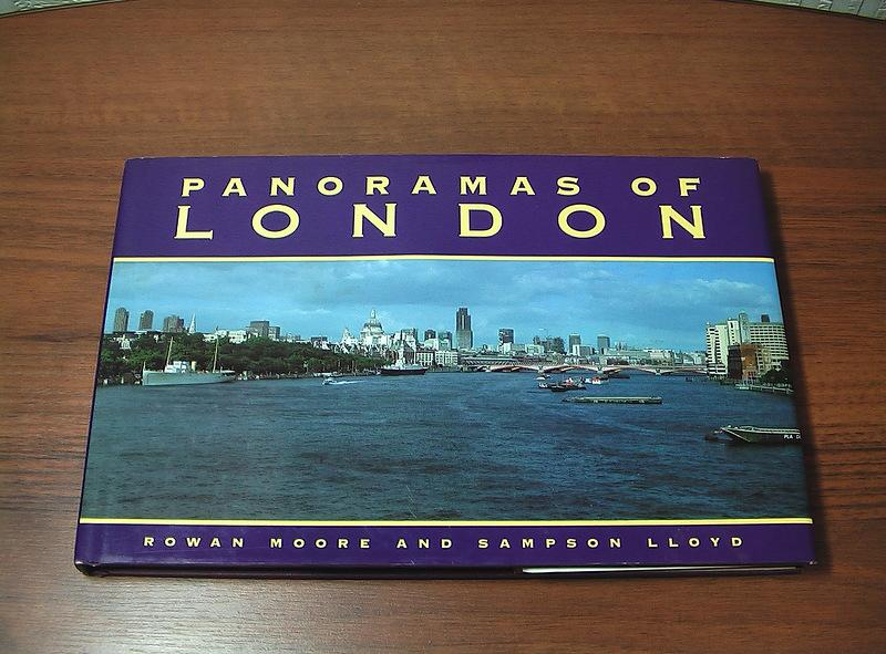 Panoramas of London Панорамы Лондона Фотоальбом