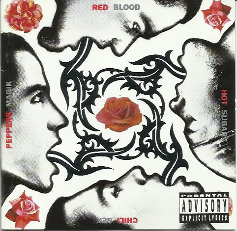Red Hot Chili Peppers Blood Sugar Sex Magik USA