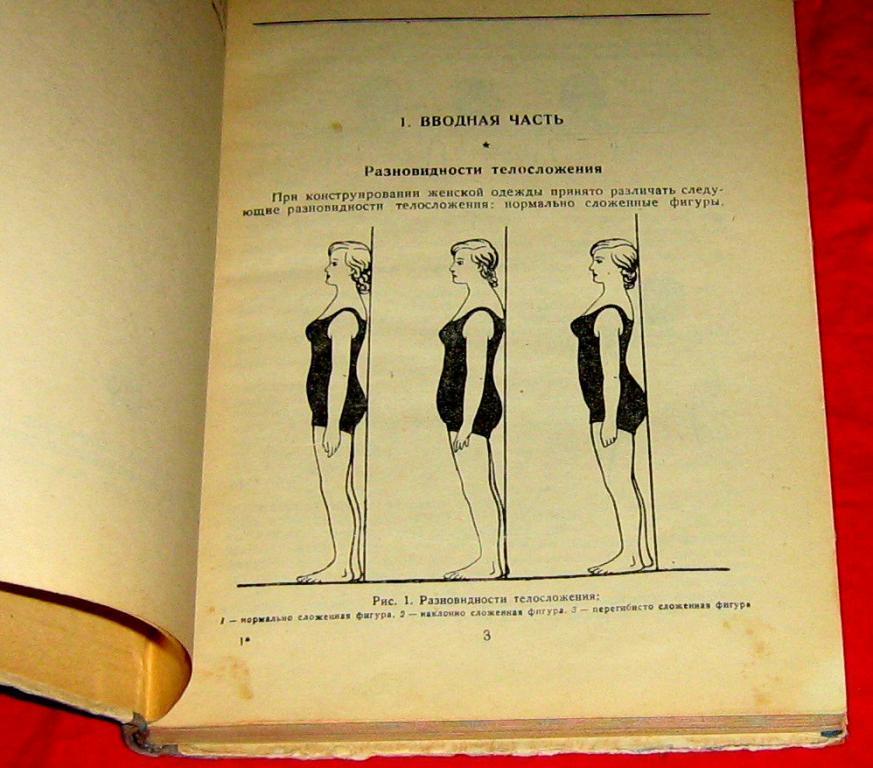 Конструирование Женской Одежды