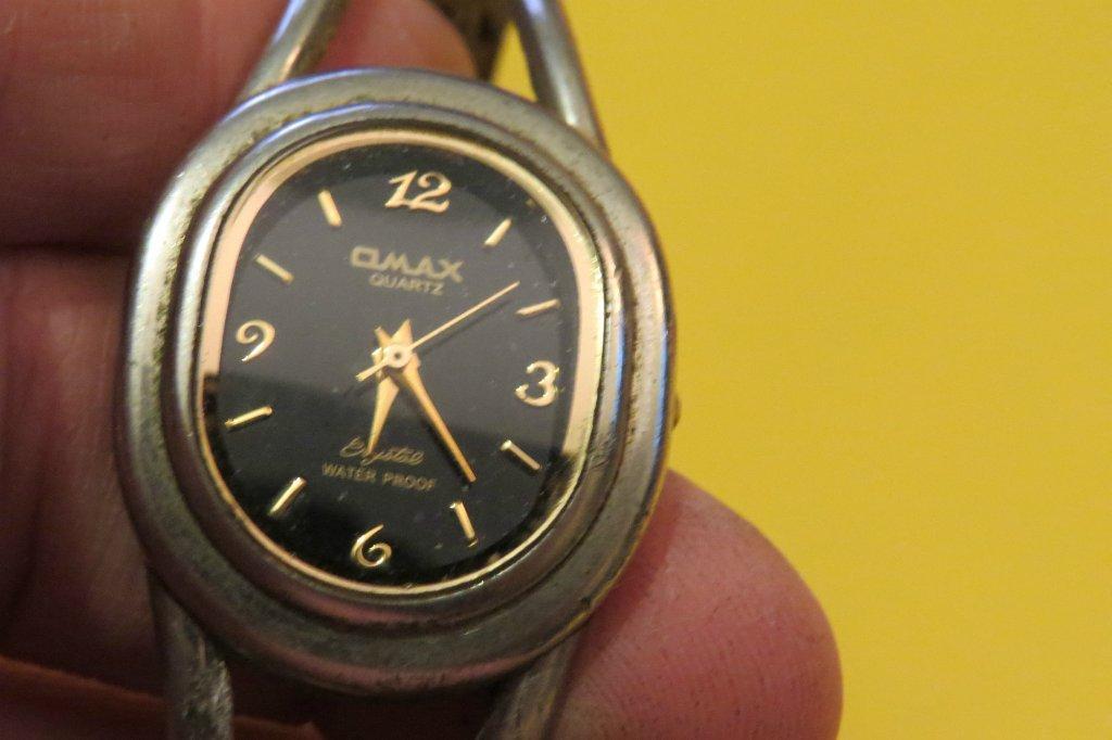 Официальный сайт часов qmax