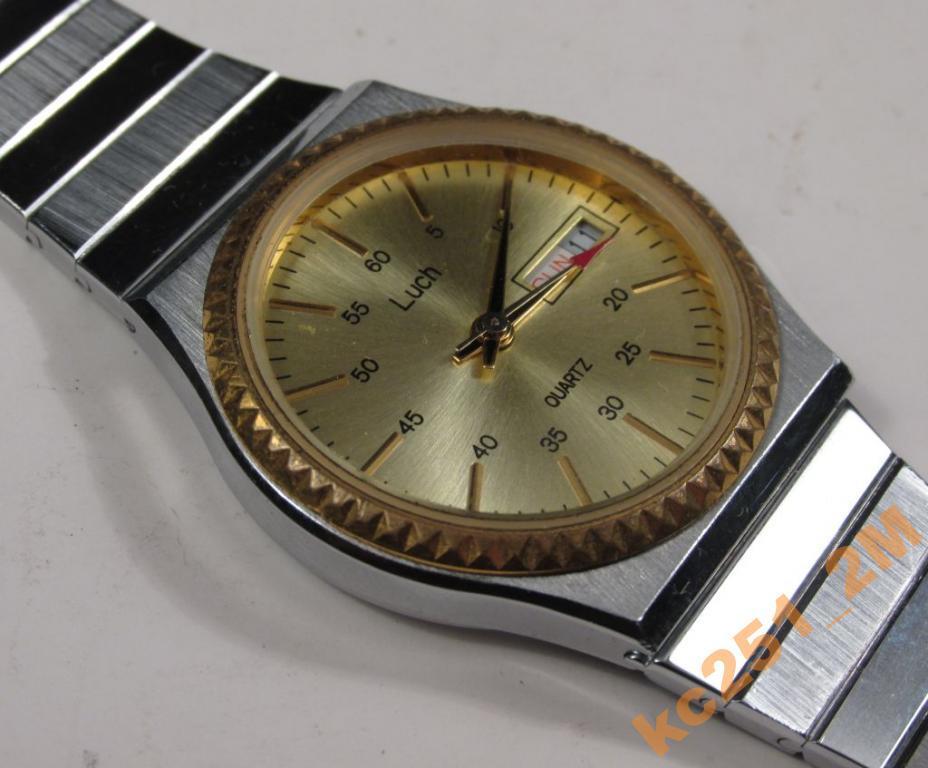 Часы luch quartz