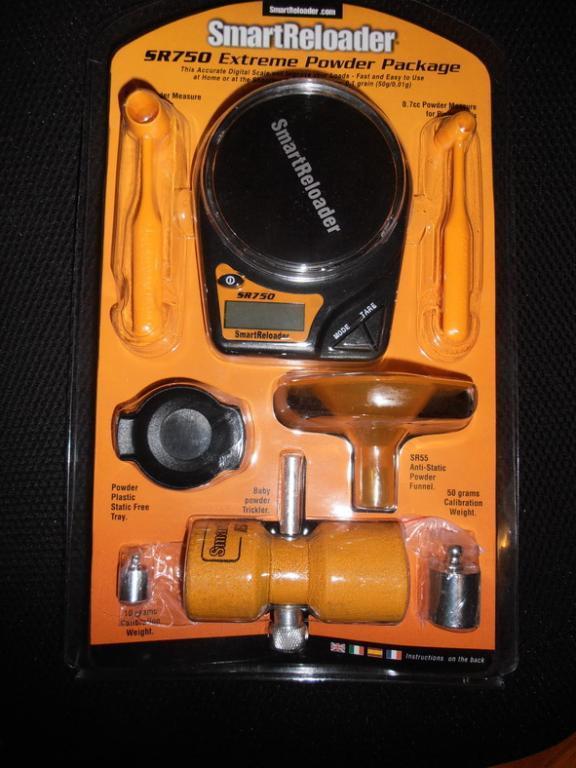 Набор для взвешивания порошка SmartReloader SR750