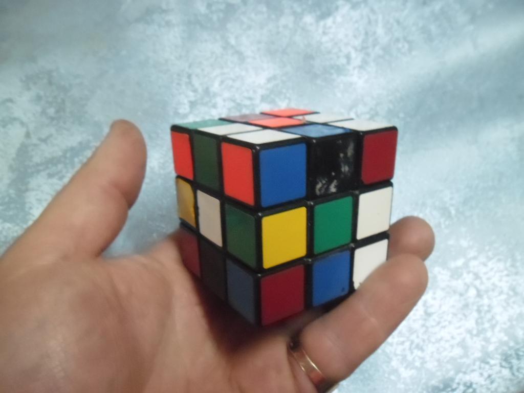 Кубик рубика с фото своими руками 72