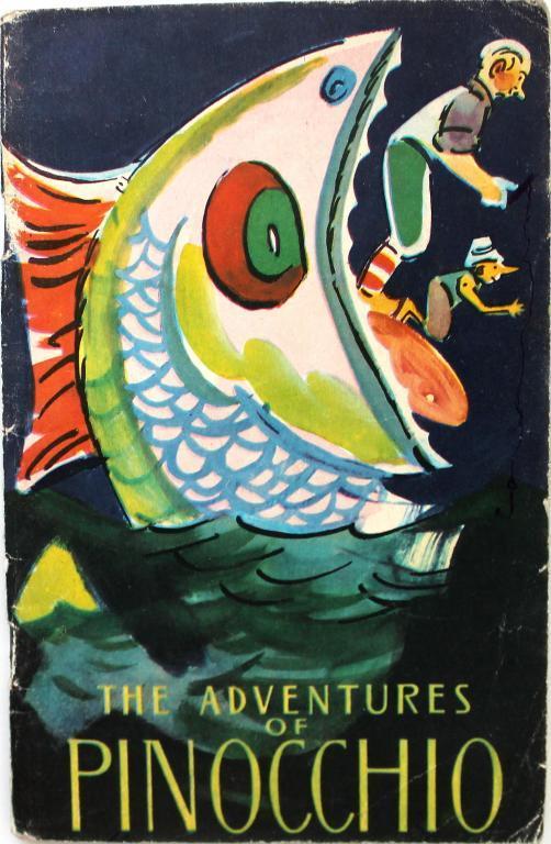 the adventures of pinocchio book report