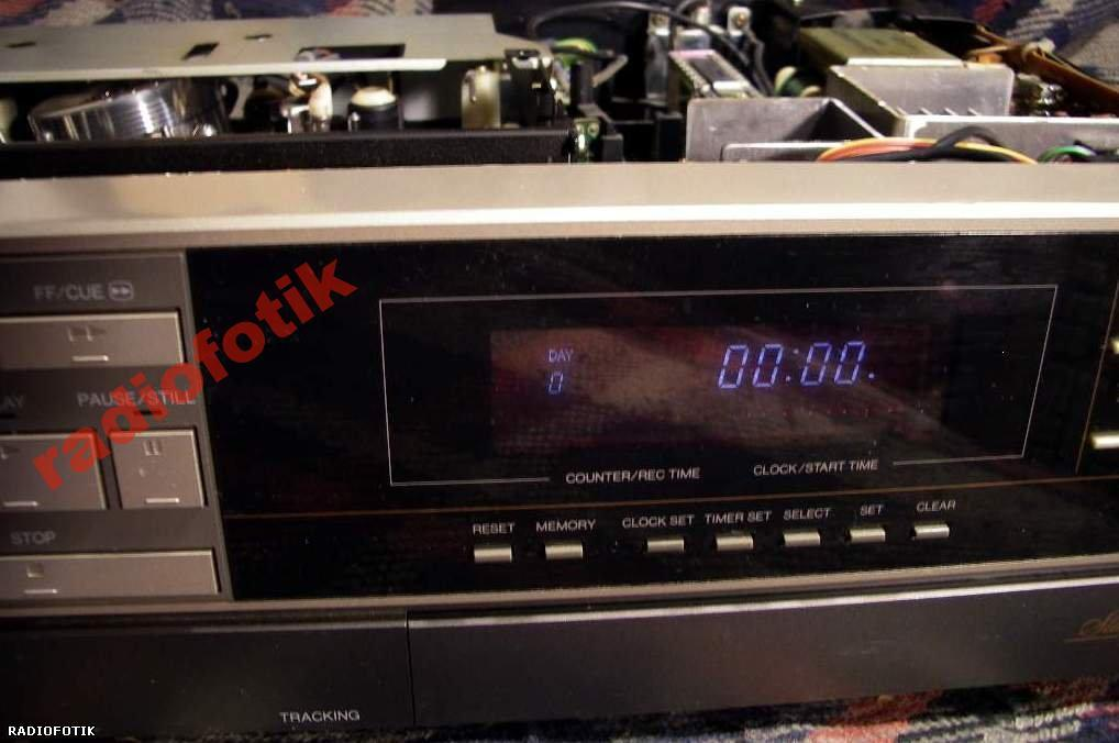 Studio-Standard by FISHER FVN-P615 видеомагнитофон