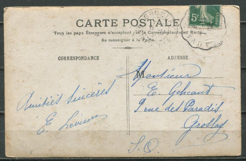 Сколько стоит открытка 1911 года 19