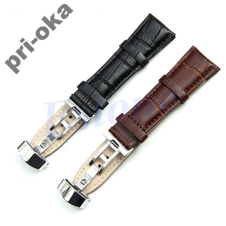 Ремешок часы Раскладывающаяся застежка 18 - 24 мм