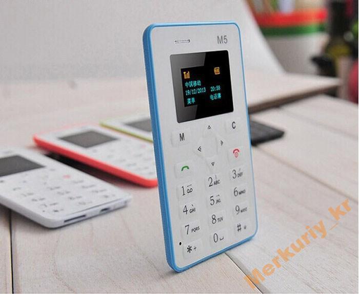 Самый Маленький в Мире Телефон! Полностью Русифицированный.
