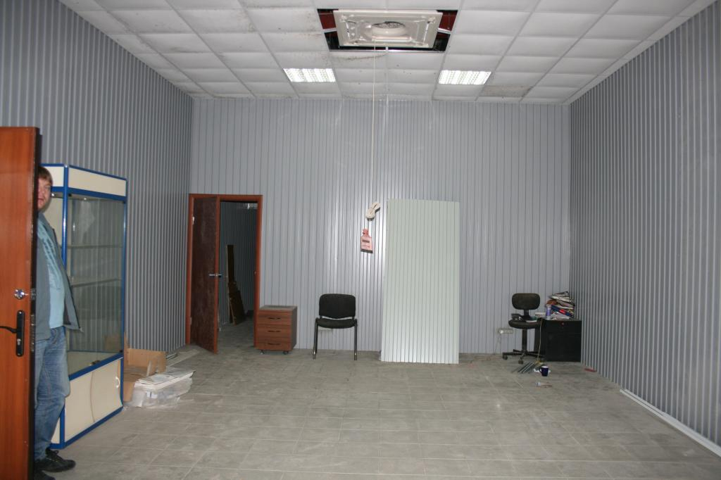 Отдельно стоящее нежилое здание 350 м.кв