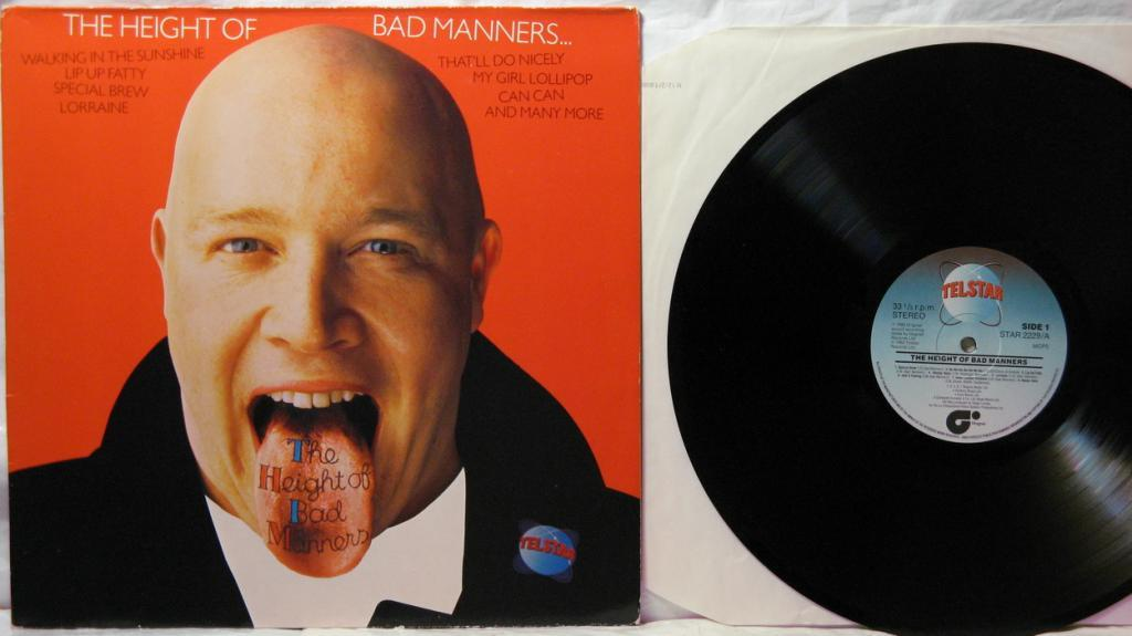 Bad manners dates