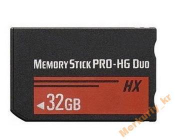 Карта Памяти Memory Stick Pro Duo HX 32 G для Sony.