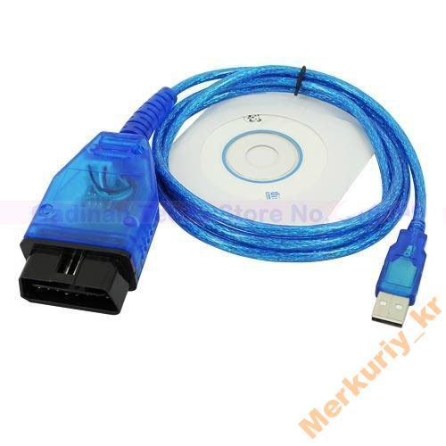 OBD2 KKL Vagcom VAG-COM 409.1 VW/AUDI USB.