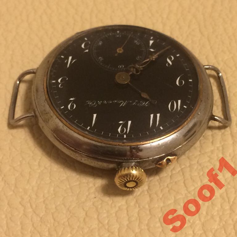 Часы гмозер и к глория