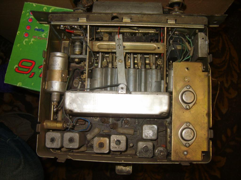 Автоприёмник AT-66-C
