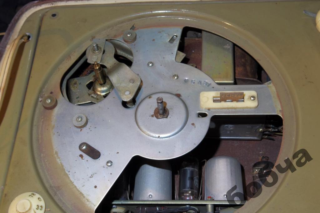 КАЗАНЬ-57 радиола