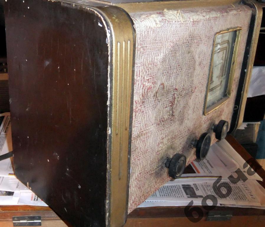 Рекорд-53 радиоприёмник работает