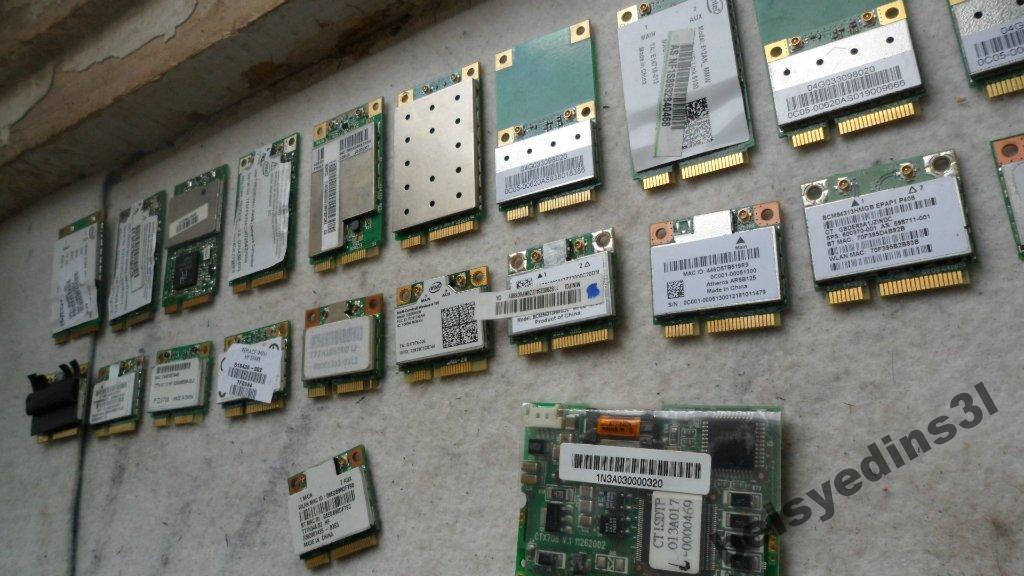 Wi-Fi модуль для ноутбука AzureWave 4104A-AR5B95