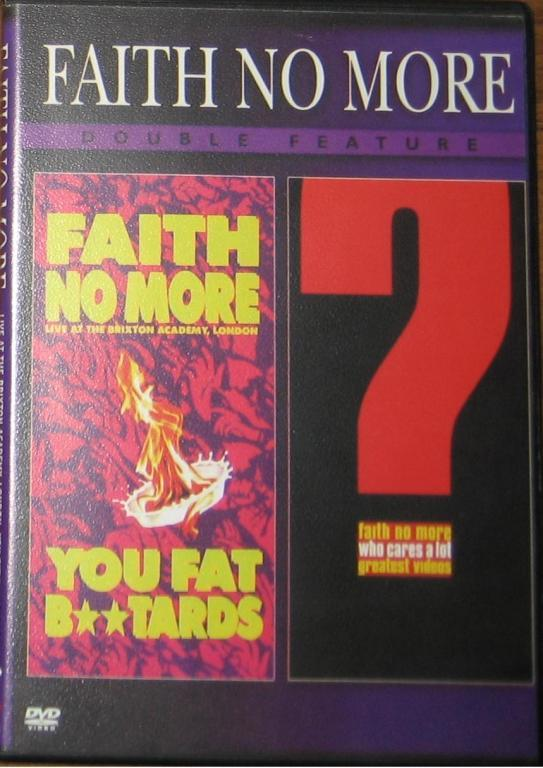 FAITH NO MORE - Live At Brixton Academy DVD