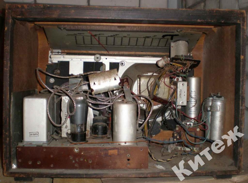 Ламповый радиоприёмник - Blaupunkt 7W78 - 1938г.