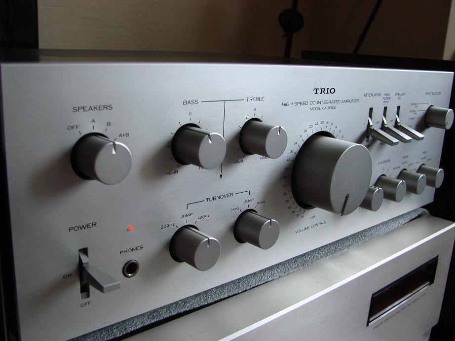Trio KA-8300 ULTIMATE HIGH FIDELITY