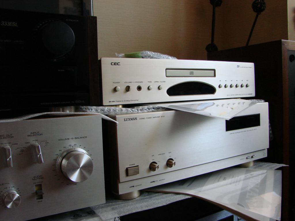 CEC CD3300 Проигрыватель CD дисков