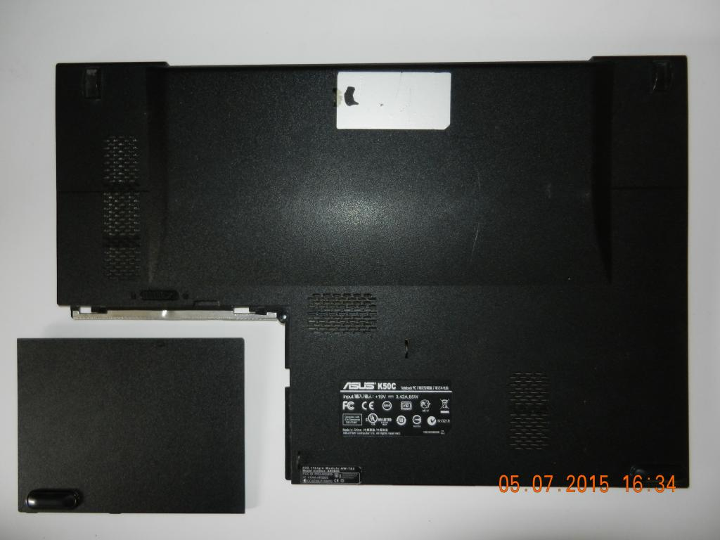 Корпус ноутбука ASUS K50