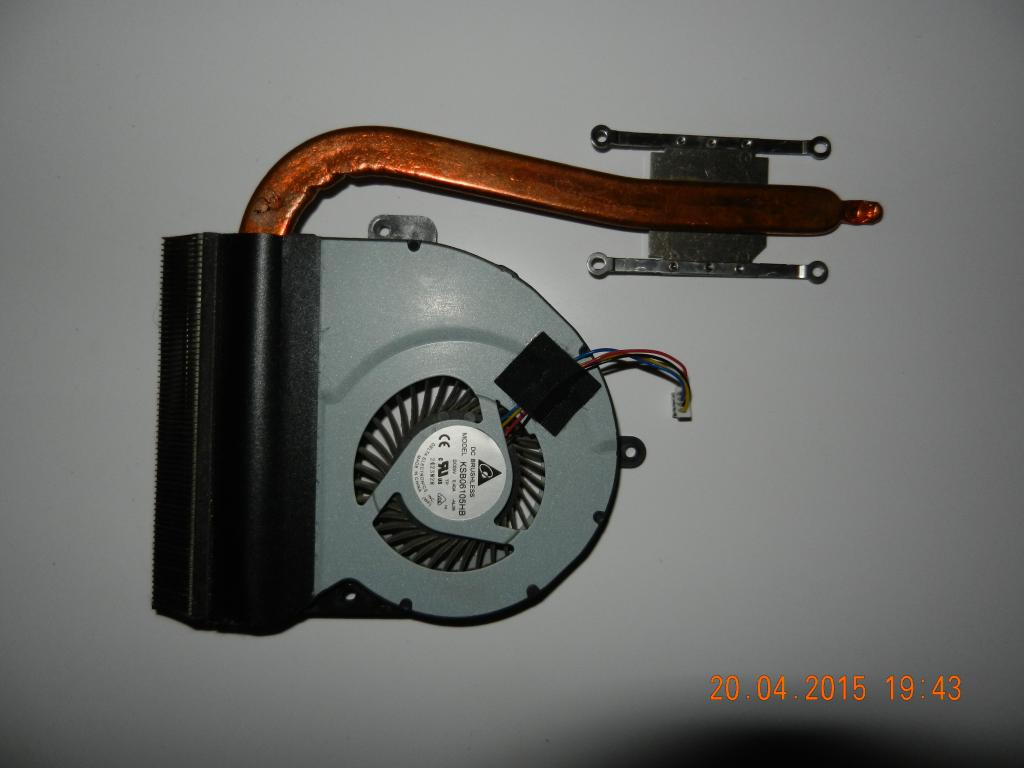 Кулер для ноутбука ASUS K43E