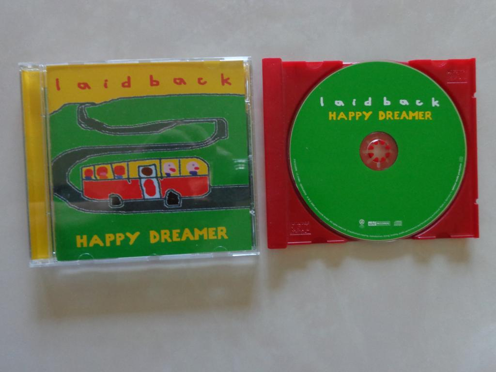 CD  Laid Back - Happy Dreamer 2005