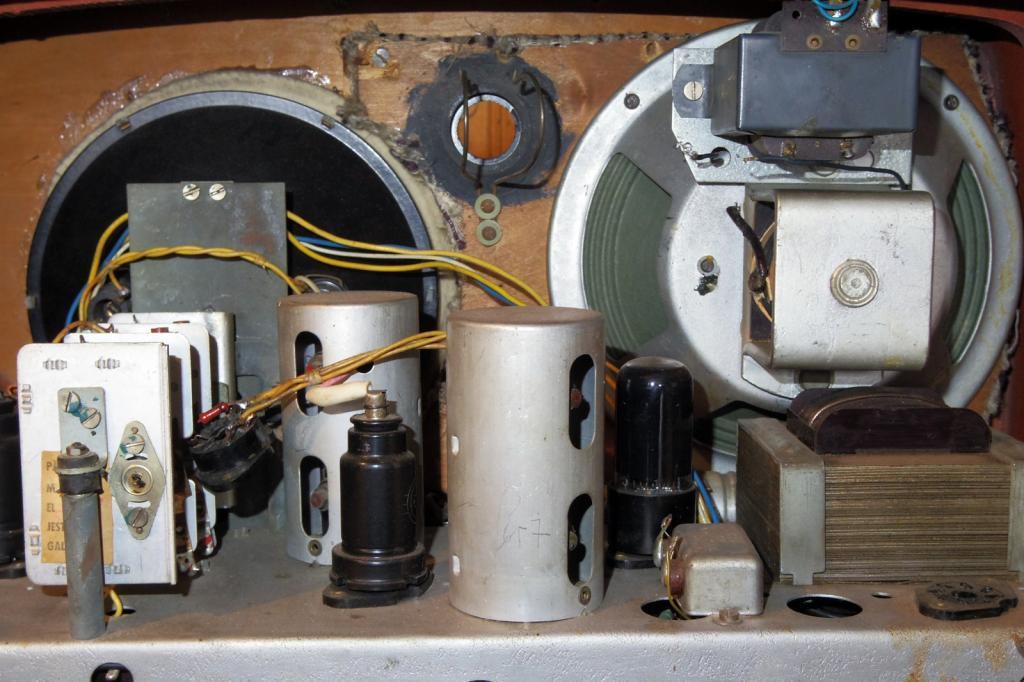 VEF Super M557, 1947г Уникальный Радиоприёмник