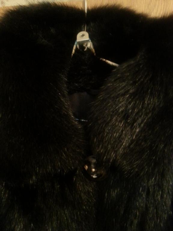 Шуба - мех хонорик