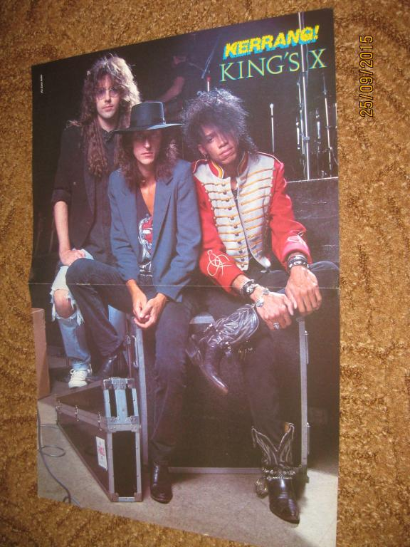 Плакат LEE AARON poster
