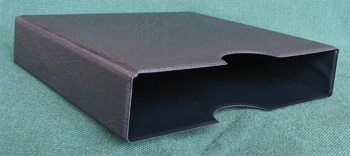 Hartberger. Пенал (шубер, защитная кассета) для папки-переплёта (малый)