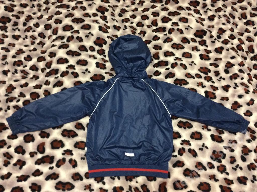 Ветровка куртка Luhta,р.104 до 110