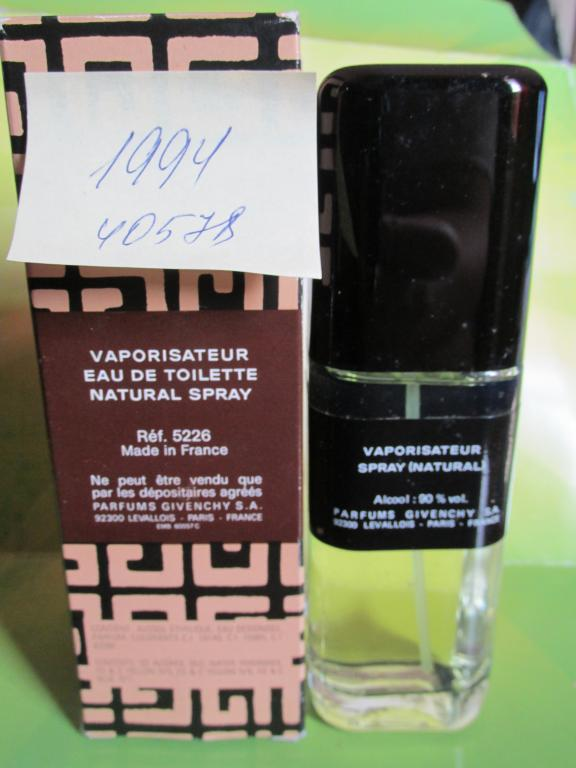 Monsieur de Givenchy Givenchy 100 мл old formula vintage 1994 год