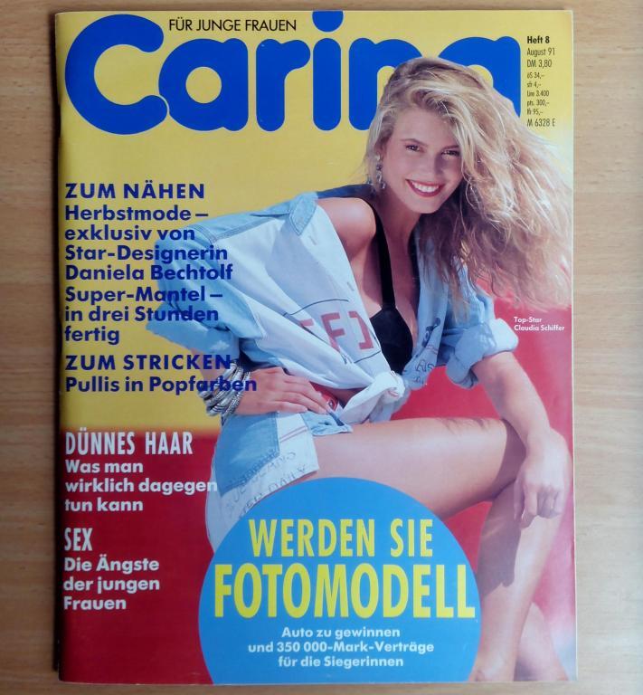Немецкий журнал выкройки